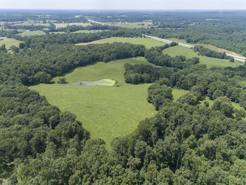 Amazing 80 Acre Farm In Williamson : Franklin : Williamson County : Tennessee