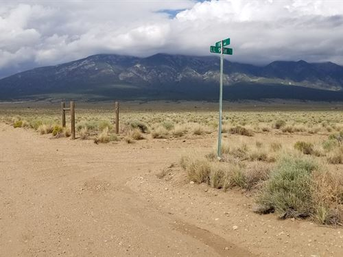 Get Off Grid, No Neighbor, $115/ Mo : Blanca : Costilla County : Colorado
