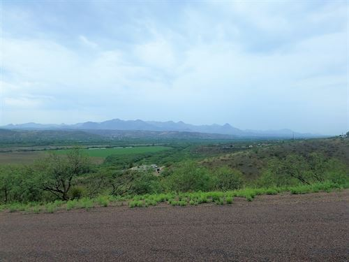 Amazing Prime Parcel, $180/Month : Rio Rico : Santa Cruz County : Arizona