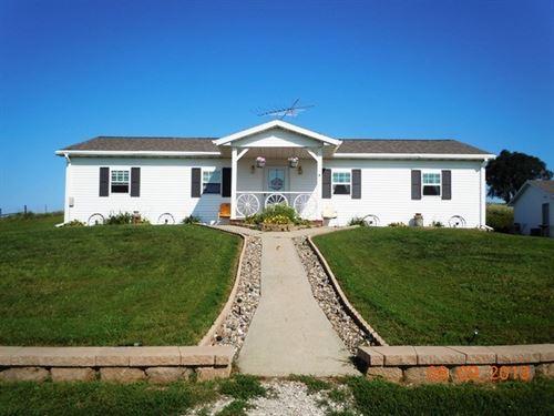 10 Acre Acreage, Hamlin, Audubon : Hamlin : Audubon County : Iowa