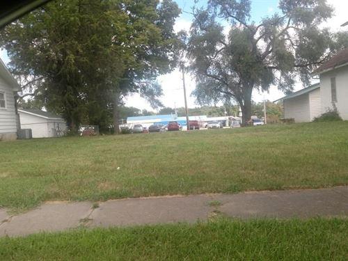 Lot For Sale in Keokuk, Iowa : Keokuk : Lee County : Iowa
