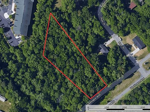 One Acre Lot N, Tryon St & W.T : Charlotte : Mecklenburg County : North Carolina