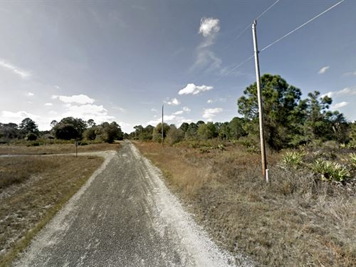 $199 Dn $117Mo Oversized Corner Lot : Lehigh Acres : Lee County : Florida