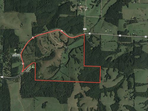Missouri Cattle Ranch For Sale : Grovespring : Wright County : Missouri