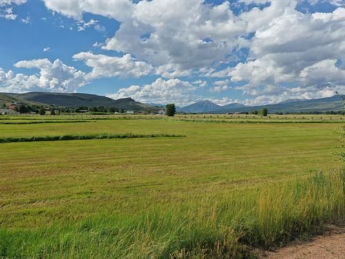 Gunnison / Ohio Creek Valley Lot : Gunnison : Colorado