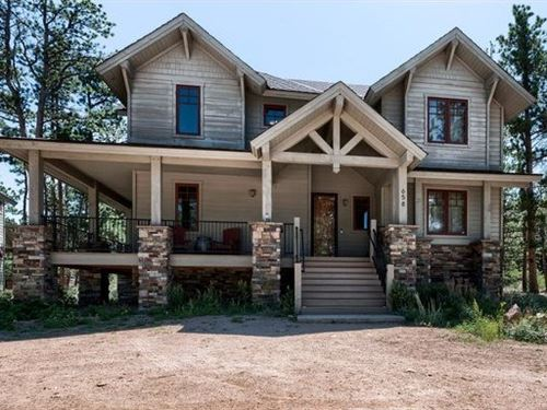 Beautiful Rocky Mountain Retreat : Red Feather Lakes : Larimer County : Colorado