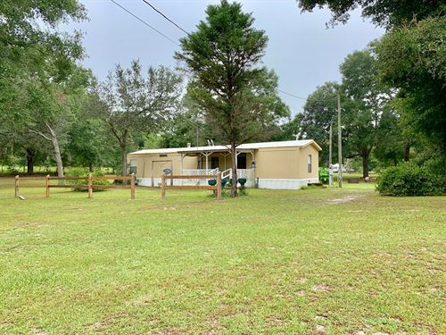 Country Home 5 Acres, Bell : Bell : Gilchrist County : Florida