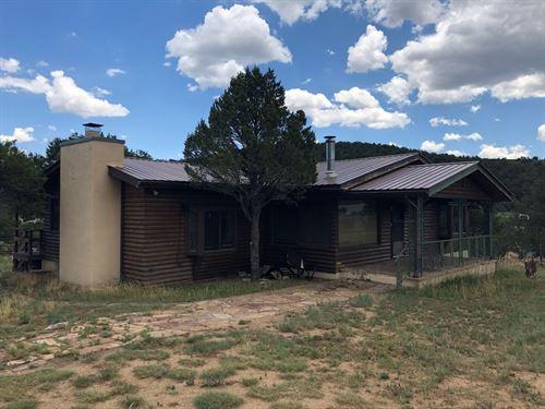 Alto NM Cabin : Alto : Lincoln County : New Mexico