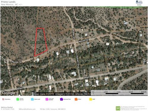 Vacant Land in Kingston, NM : Kingston : Sierra County : New Mexico