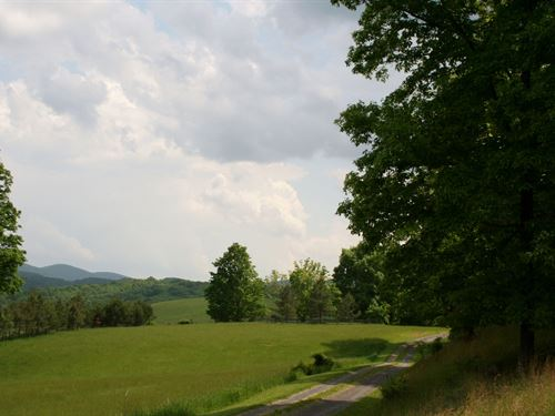 18.72 Acre Building Lot : Monterey : Highland County : Virginia