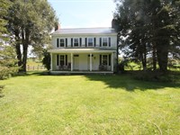 One Most Picturesque Grazing Farms : Rural Retreat : Grayson County : Virginia