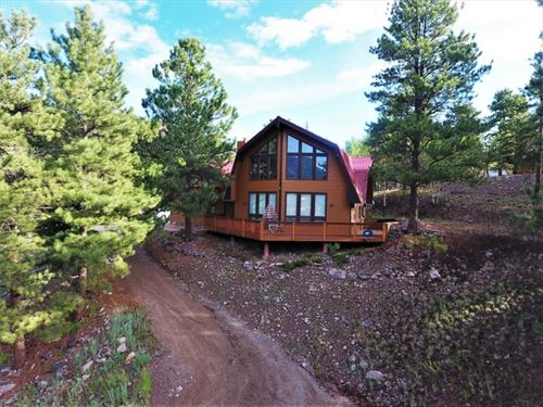 Riverside Estates Home : Lake City : Hinsdale County : Colorado