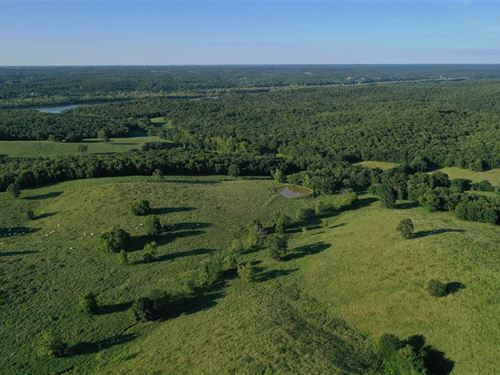 Benton County 198 Acre Cattle : Warsaw : Benton County : Missouri