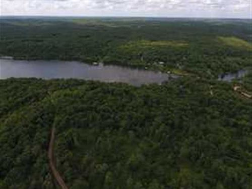 73 Acres Next to Lake of The Ozark : Rocky Mount : Morgan County : Missouri
