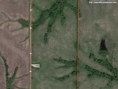 Nice 71 Acre Crp Farm In Galt, MO : Galt : Grundy County : Missouri