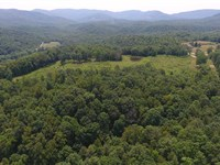 14.5 Timber Covered Acres in Beaut : Robbins : Scott County : Tennessee