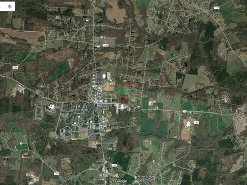 Boiling Springs Commercial Property : Boiling Springs : Cleveland County : North Carolina