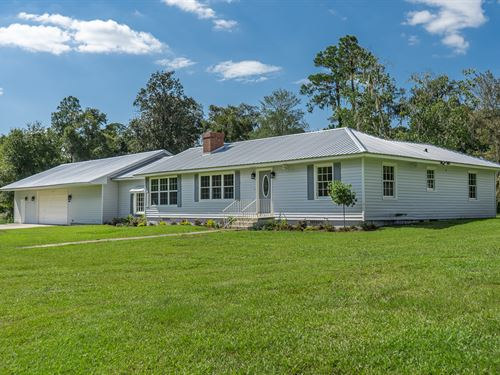 Mother-In-Law Suite Included : Live Oak : Suwannee County : Florida