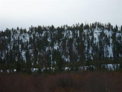 162.11 Acres in Kalispell, MT : Kalispell : Flathead County : Montana