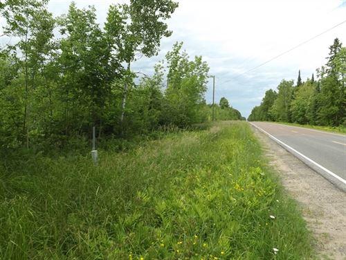 38.45 Acres in L'Anse, MI : L'anse : Baraga County : Michigan