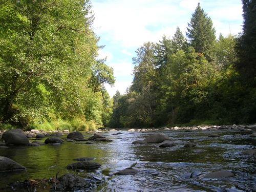 2.04 Acres in Scio, OR : Scio : Linn County : Oregon