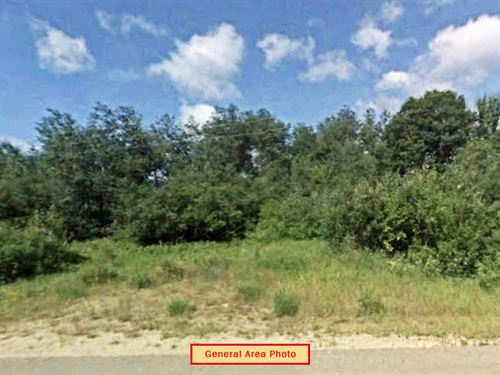 1 Acre Corner Lot Near South Shore : Bena : Cass County : Minnesota