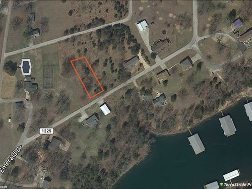 Building Lot in Emerald Beach, Clo : Golden : Barry County : Missouri