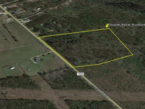 Homesite/Investment Opportunity : Bolivia : Brunswick County : North Carolina