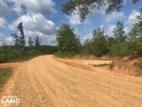 Etteca Road House Site Tract : Fayette : Alabama