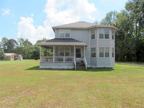 Country Home 1 Acres East Texas : Leesburg : Upshur County : Texas