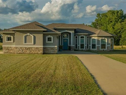 Lake Home MT Pleasant TX Bob : Mount Pleasant : Titus County : Texas