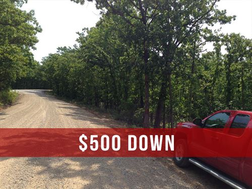 $500 Down On 26 Acres At Lake : Camdenton : Camden County : Missouri