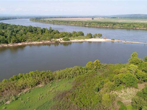 113 Acres on Frog Bayou Waterfowl : Kibler : Sebastian County : Arkansas