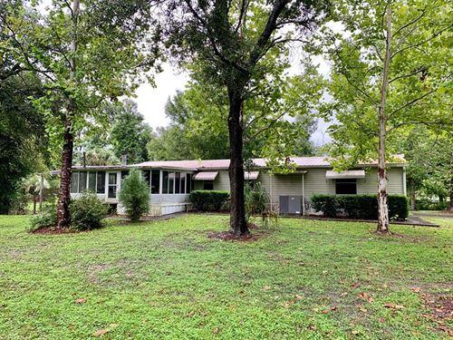 Country Home, Trenton, Gilchrist : Trenton : Gilchrist County : Florida