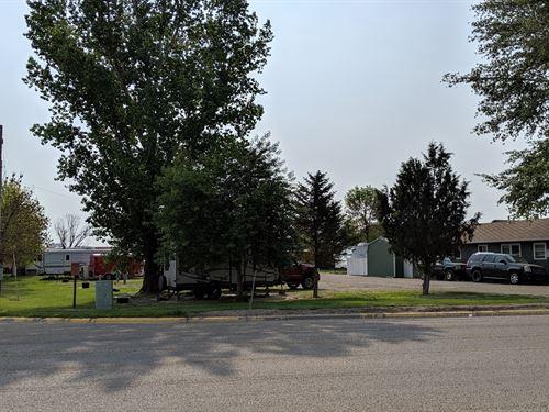 RV Park Rentals in Sidney, Montana : Sidney : Richland County : Montana