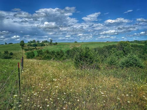80 Acre Farm In Union County Iowa : Lorimor : Union County : Iowa