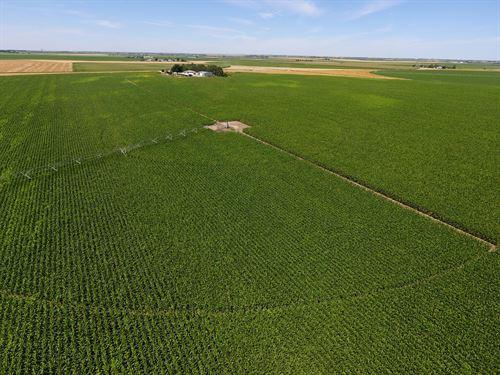 Libsack Pivot : Alliance : Box Butte County : Nebraska