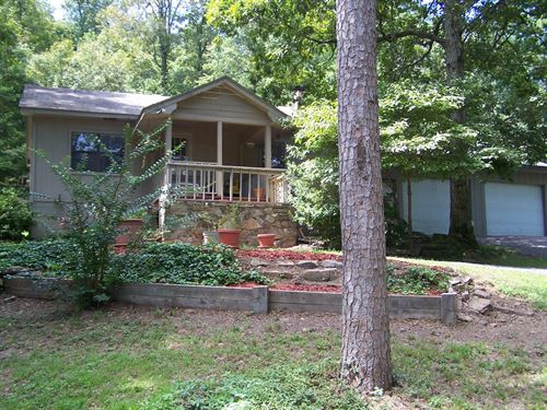 Ozark Country Home With Acreage : Leslie : Searcy County : Arkansas