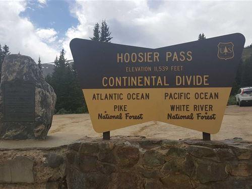 MS 525, Atlantic Lode, 100 Minera : Alma : Park County : Colorado