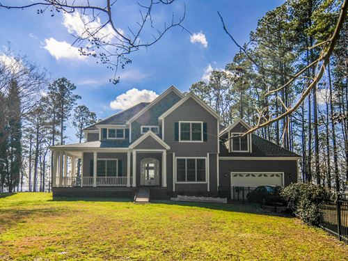 Great Waterfront Opportunity : Bath : Beaufort County : North Carolina