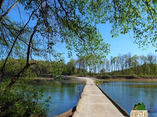 Incredible Property Close To River : Dora : Ozark County : Missouri
