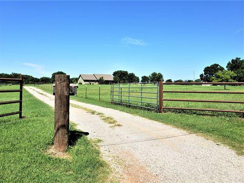 Stillwater Oklahoma Country Home : Stillwater : Payne County : Oklahoma