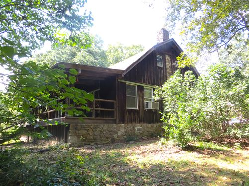 Rustic Country Home For Sale In Mam : Mammoth Spring : Fulton County : Arkansas