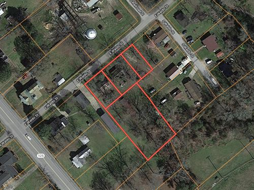 Residential Land In Martin Co, Nc : Bear Grass : Martin County : North Carolina