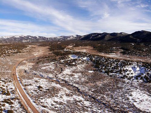Trees, Meadows, Road Access, $199/M : Fort Garland : Costilla County : Colorado
