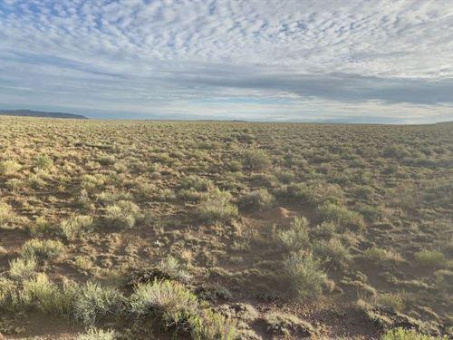New Beginnings At San Luis, 5 Acres : San Luis : Costilla County : Colorado