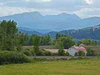 The 45 Ranch In Western Montana : Garrison : Powell County : Montana