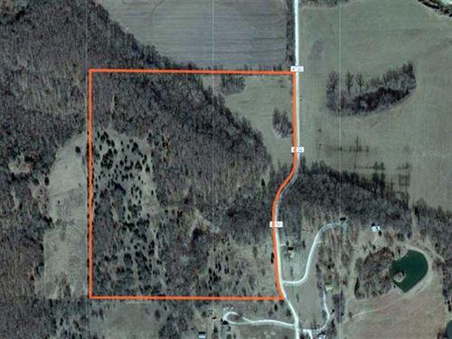 38 Acres Deer And Turkey Destinati : Coffeyville : Montgomery County : Kansas