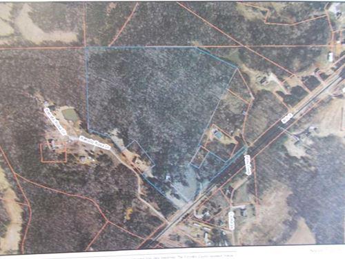 Rolling Woodlands : Pontotoc : Mississippi