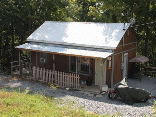 5 Acres And Cabin in Ashland City : Ashland City : Cheatham County : Tennessee